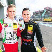 Schumacher jun. Zweiter in der Formel vier