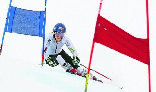 Mikaela Shiffrin nimmt in der kommenden Saison vermehrt die schnellen Disziplinen ins Visier.  Foto: gepa