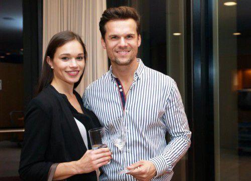 Miss und Mister: Nina Keck und Dejan Krstovic.