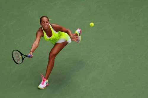 Mit einer Wild Card in Linz: Madison Keys.  Foto: gepa