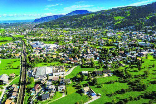 Mit großem Abstand die meisten Wohnsitzwechsel gibt es im Rheintal. 38.853 Personen sind im Vorjahr zugezogen, weg- bzw. umgezogen. Die Wanderungsbilanz weist für das Ballungszentrum ein Plus von 2937 Personen aus.