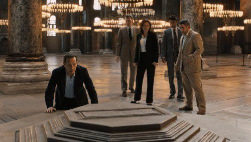"Mit ""Inferno"" kommt der dritte Film über den Symbologie-Professor Robert Langdon ins Kino.  Foto: Filmverleih"