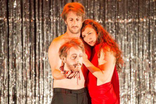 """Mit """"Salome"""" legte Oscar Wilde sein einziges tragisches Stück vor, das bei seiner Uraufführung gleich zum Skandal wurde. foto: tak"""