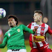 Austria auf Bundesliga-Kurs