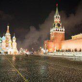 Mit Russen im Geschäft zu bleiben macht Sinn