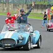 Im Dauerpech mit Ferrari