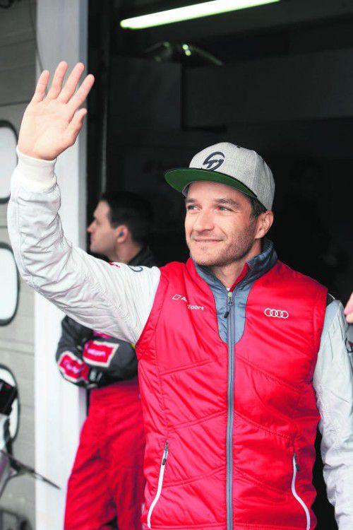 Nach 181 Rennen hängt Timo Scheider seinen DTM-Helm an den Nagel und sagt goodbye.  Foto: Manfred Noger