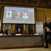 Physik-Nobelpreis für exotische Materie