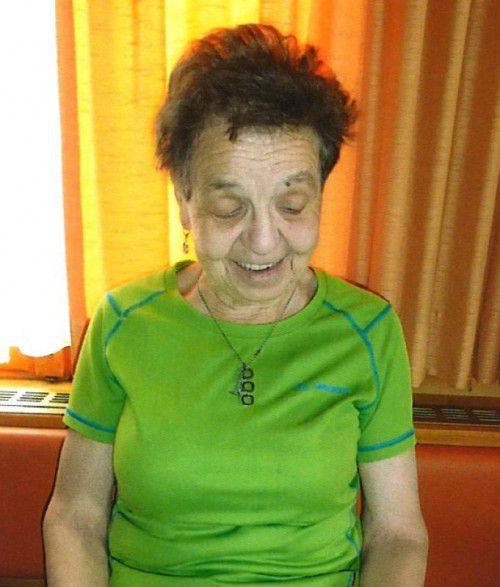 Noch immer vermisst: die 64-jährige Erika Stemer.