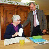 Wahlkampf im Seniorenheim