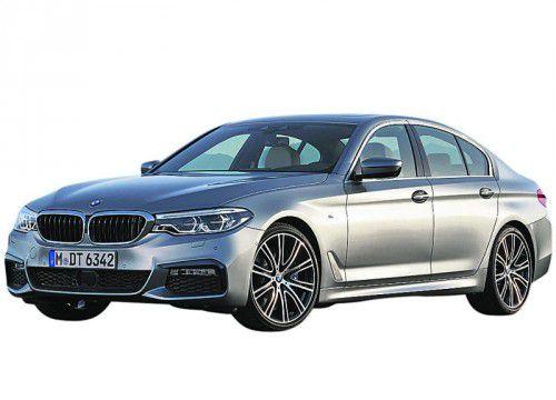 Offizielle Bilder: BMW bringt im kommenden Februar die nächste Generation der 5er-Baureihe auf den Markt. Foto: Werk