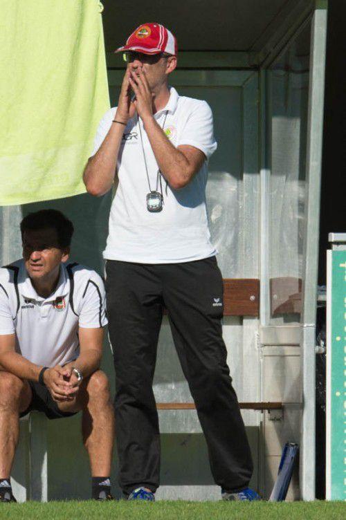Peter Jakubec ist nicht mehr Dornbirn-Trainer. Stiplovsek