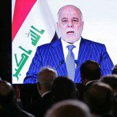 Irak meldet weitere Erfolge bei Offensive