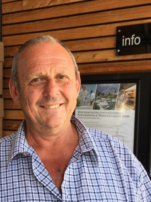 Reinhold Fritz hält mit seiner ehemaligen Alkoholsucht nicht hinter dem Berg und kann damit auch anderen helfen. Foto: caritas