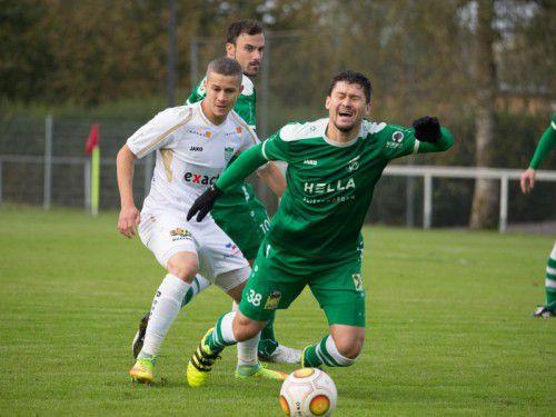 Rodrigo Frank Pereira (r.) und Co. machen sich in dieser Saison keine Hoffnungen auf den Titel. Foto: vn-sams