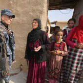 Irak-Truppen rücken weiter auf Mossul vor