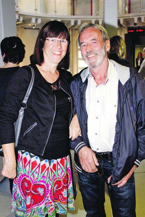 Ruth Wiehl sowie Werner Neuhauser.