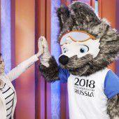 Sabiwaka ist der WM-Wolf