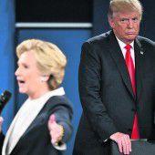 Wahlkrampf in den USA