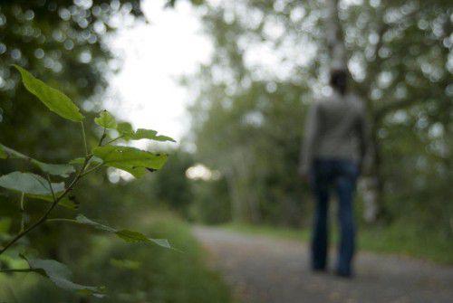 Seelische Erkrankungen treiben Betroffene oft in die Einsamkeit. Dem sollen Veranstaltungen entgegenwirken. Foto: vn