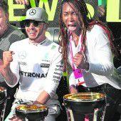Eine süße Niederlage für Rosberg