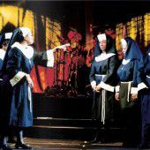 Sister Act live in Vorarlbergs Kirchen