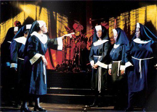 """Sister Act"" in großer Formation live in Dornbirn und Bludenz. foto: sister act"