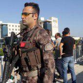 Verletzte bei Explosion im türkischen Antalya