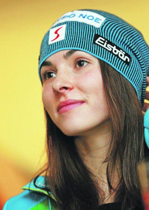 Sport nur noch als Hobby: Maria Ramberger. Foto: gepa