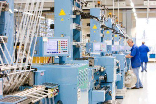 Die Mitarbeiter arbeiteten oft schon über Jahrzehnte beim Textilunternehmen Alge Elastic. FA