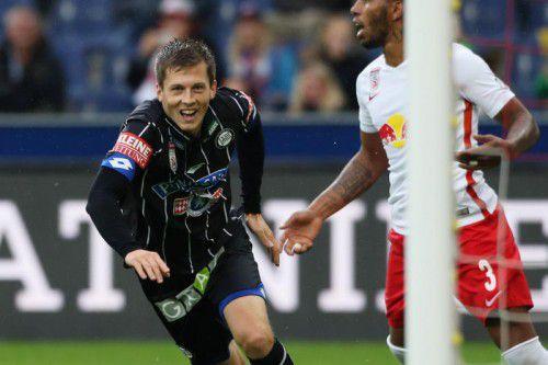 Sturms Siegtorschütze Deni Alar wurde für den verletzten Martin Harnik ins ÖFB-Team berufen. gepa