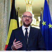 Belgien macht Weg für Handelspakt CETA frei