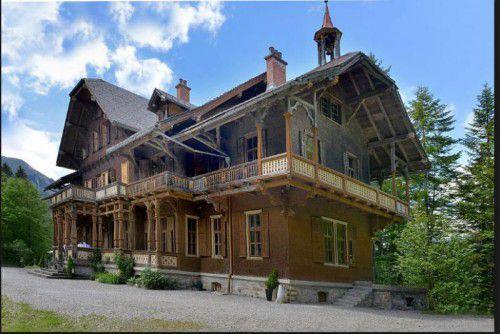 Texte aus dem Tagebuch von Franz Michael Felder und Anna Katharina Moosbrugger werden am Sonntag in der Villa Maund gelesen. foto: veranstalter