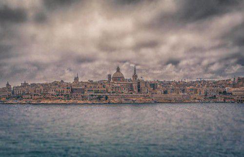 Valetta ist die Hauptstadt Maltas und Sitz zahlreicher europäischer Unternehmen. Foto: viewingmalta.com