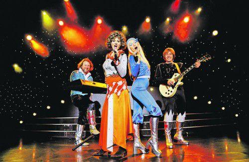 """VN-Abonnenten besuchen das ABBA-Musical """"Thank you for the music"""" am 4. April 2017 in Bregenz zum Vorteilspreis. Foto: andreas friese"""