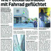 Viereinhalb Jahre Haft für Raiba-Überfall