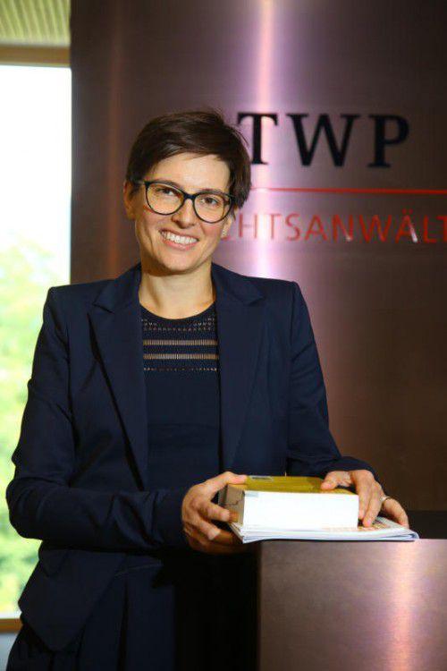 Während der Woche geht Gabriele Meusburger-Hammerer in ihrem Beruf auf, das Wochenende gehört der Familie. Foto: vn/hofmeister
