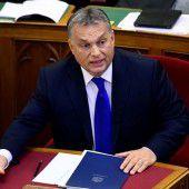 Orban und die Linken