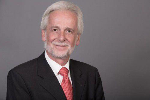 Wirtschaftsdelegierter Friedrich Steinecker. Foto: WKO