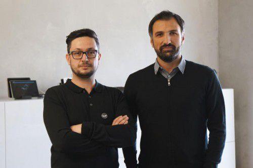 Yavuz Yilmaz (r.) undNejdet Cetinkaya setzen auf Ganzheitlichkeit. Foto: WISTO