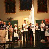 Mit einem Theaterstück Ordensjubiläum gefeiert