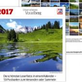 20 Punkte: Fotos zum VN-Vorarlberg Kalender 2018 einsenden!