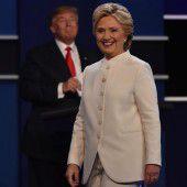 Amerikaner haben einen neuen Präsidenten gewählt