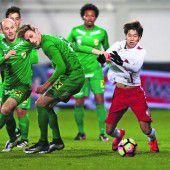 Austria stürmt beim Tabellenführer zu wertvollem 5:3-Sieg