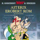 Asterix mit vielen Originalskizzen