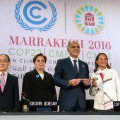 In Marrakesch wird um Welt-Klima gerungen