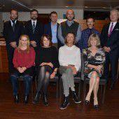 Huber Gruppe ehrt die Jubilare