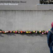 Erinnerung an Mauerfall