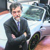 Vorarlberger baut den Porsche der Zukunft