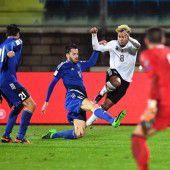 Serge Gnabry schreibt mit Triple-Pack DFB-Geschichte